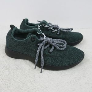 Allbirds Shoes - Allbirds Kea Green Wool Runners NEW